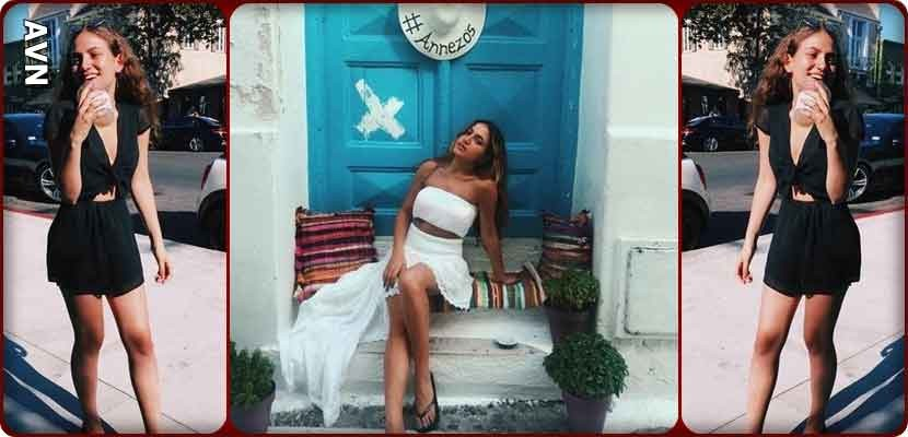 Amr Diab S Daughter In Bold Clothes In His Latest Look 3