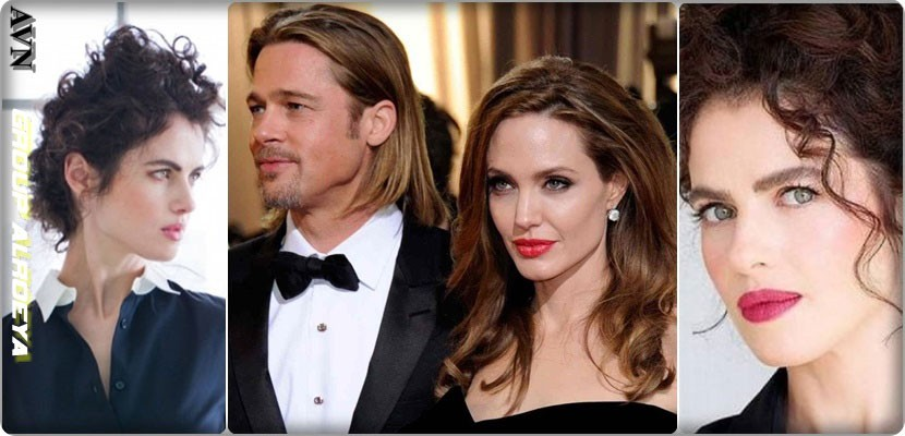 A romantic relationship between Hollywood star Brad Pitt and engineer Neri Oksman