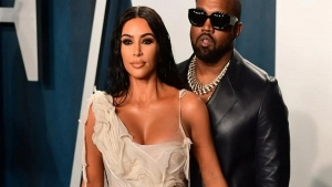 Kim Kardashian announced her support for Kanye West in the American presidential elections