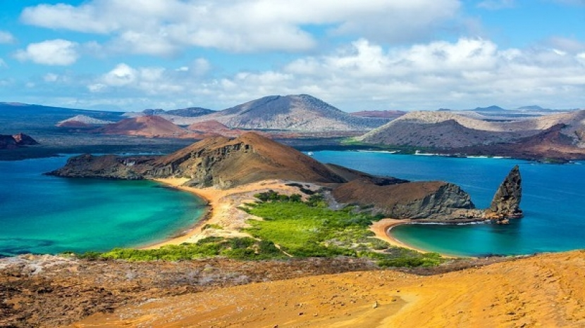 The Galapagos Islands is the first tourist destination after the Corona pandemic