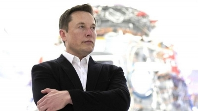 Elon Musk tops the list of the world's richest people