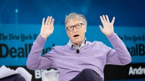Bill Gates: The poor get rid of the virus after the rich one year
