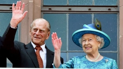 Prince Philip, Duke of Edinburgh and husband of British Queen Elizabeth II, dies