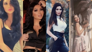 Syrian actress Dana Jabr is in the trend