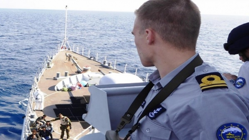 Operation Irini: welcome to the Greek vessel Spetsai