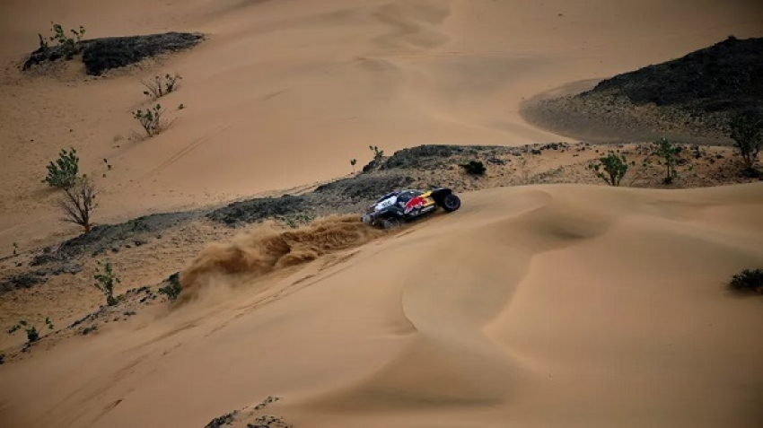 Saudi sports normalization, Israelis participate in the Dakar Rally 2021