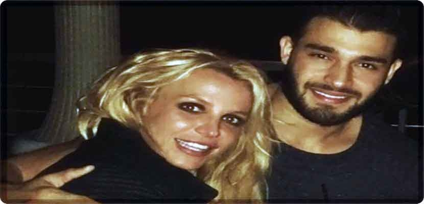 "New romantic relationship between Britney Spears and the Iranian ""Sam Asgara"""
