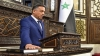 Aref Al-Tawil, Syrian Member of Parliament, swears by the Bible and the Quran