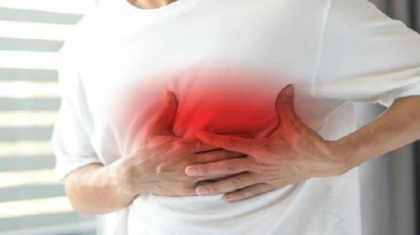 5 reasons behind pain on the right side of the chest