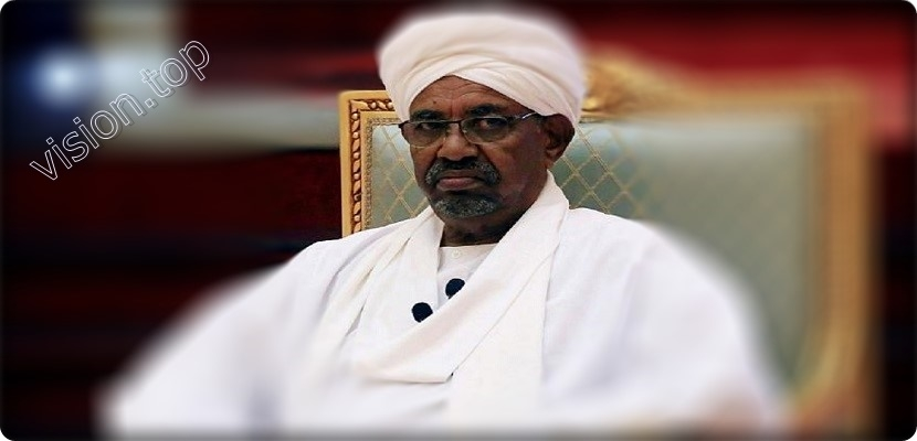 Omar Hassan al-Bashir is also wanted in international cases at the Hague tribunal, and may face him as a war veteran.