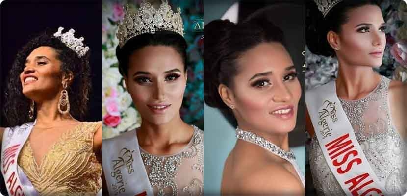 Miss Algeria 2019 Khadija Ben Hamou changed its features