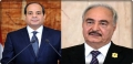Cairo: A meeting between Sisi and Hafter to discuss developments in Libyan territory