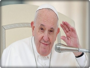 Doubts about the infection of the Pope Corona virus