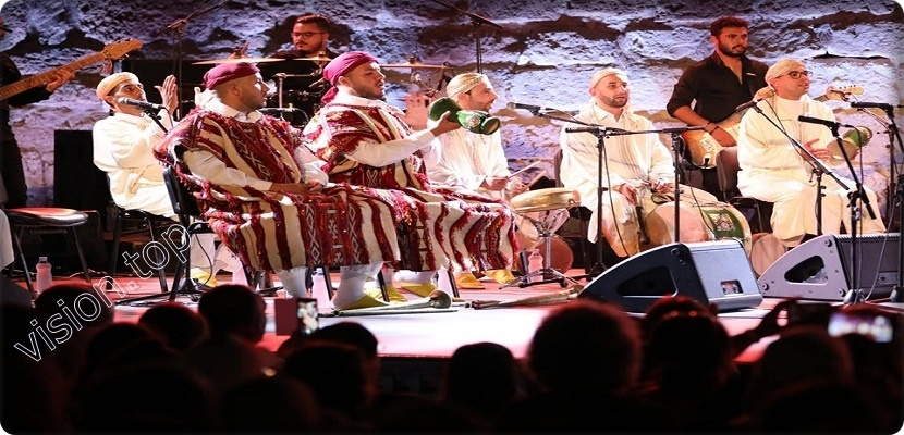 "Concert of ""Sidi Ben Issa Meknes"" within the 55th session of the Carthage International Festival"