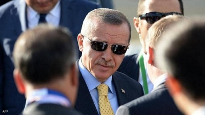 The Turkish president causes his bodyguard to commit suicide