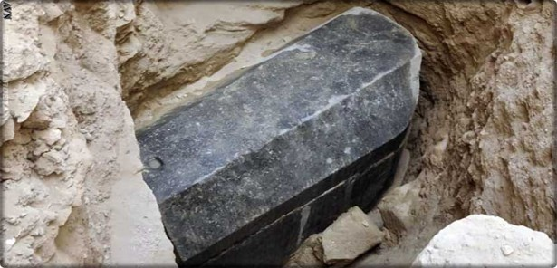 Black coffin in Egypt, an archaeological surprise awaited by the world