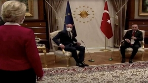 "The repercussions of the ""insult"" of the President of the European Commission in Ankara"