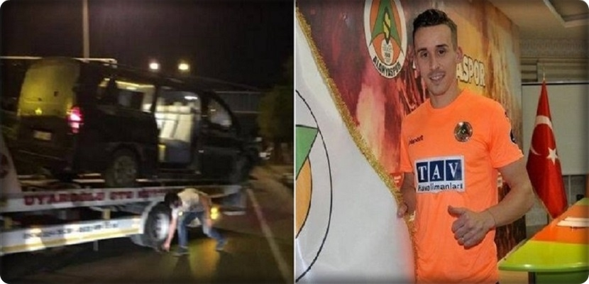 Players from the Turkish club Alanya Sport are exposed to the accident and death of Joseph Sural