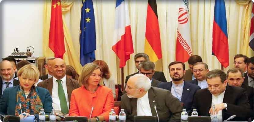 Officially, a European trade body with Iran