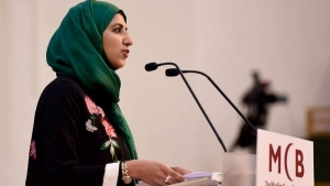 Zara Muhammad is the first woman to head the UK's largest Muslim organization