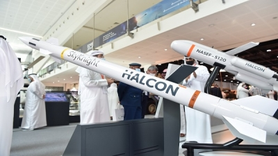 HALCON Unveils UAE's First Air Defence Missile