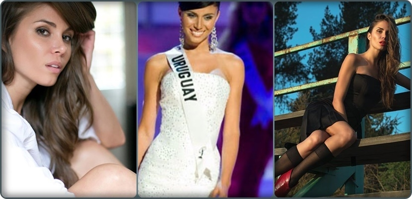 Find Fatima Davila, Miss Uruguay of 2006 hanged