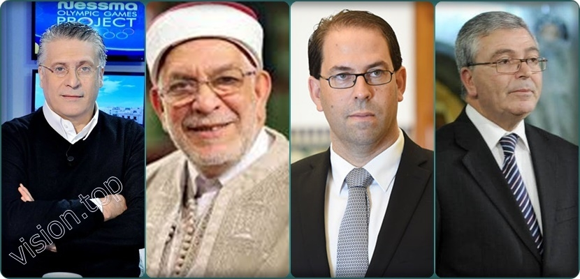 Tunisia: 4 prominent 26 presidential candidates, including 1 prisoner