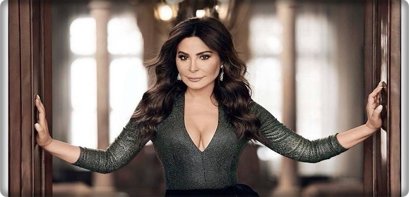 """Rotana"" deleted all Elissa songs from the Angami application because of Khashoggi"