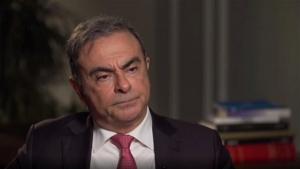 "Lebanese-French businessman, former head of the ""Renault-Nissan"" alliance, Carlos Ghosn announces that he will help the youth"