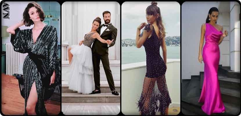 The most beautiful pictures of the wedding of Turkish star Panso Soral