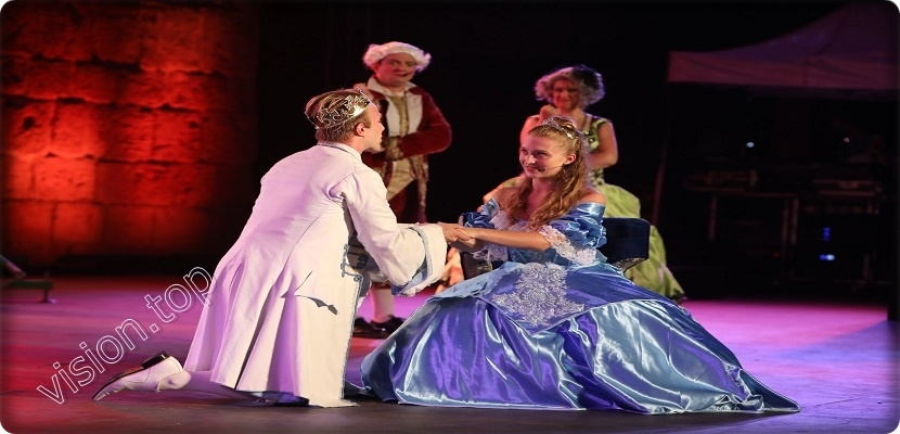 Cinderella, the new birth of the princess of children's dreams in Tunisia