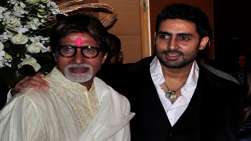 Amitabh Bachchan and his son are infected with the Coronavirus