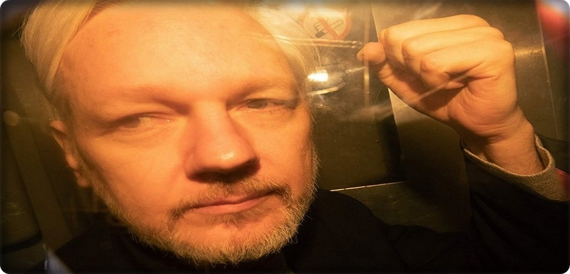 This is the judgment from which Julian Assange escaped
