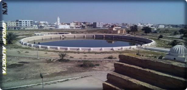 Kairouan, the second leg of the program of the Agency for Heritage development and cultural promotion (AMVPPC) and the National Institute of Heritage - Part II - Fascism of the Aghlabids