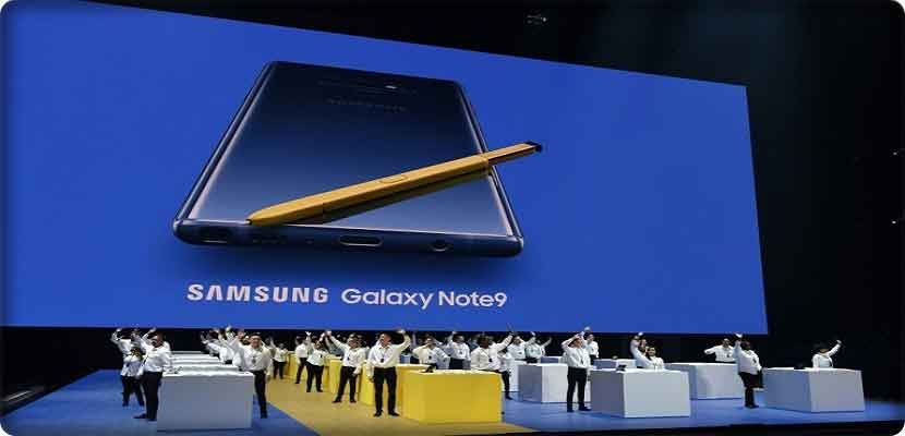 Highlights of Samsung's Notte 10