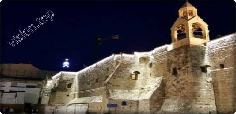 Withdrawal of the Church of the Nativity from the World Heritage List in response to Palestine's request