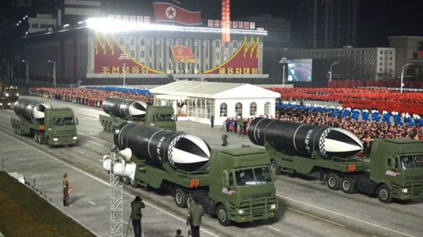 Bukjokseong, a North Korean weapon is the most powerful in the world