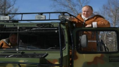 Putin's message from the taiga forests of Siberia