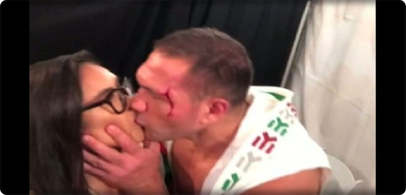 Boxer, Boliv Coupons lose to Jennifer Ravallo with a kiss