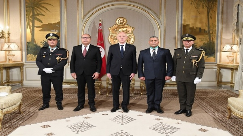 The second repercussion of his visit to Egypt, the President of Tunisia, Qais Said, snarls