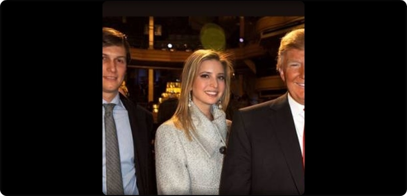 Kushner - Greed, ambition, and corruption, the extraordinary story of Gerid Kouchner and Ivanka Trump, a book on the details of the century deal.