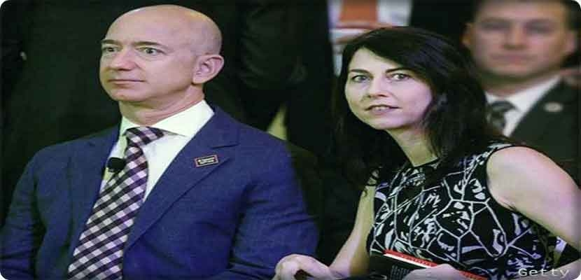 MacKenzie Bezos will get half the fortune of Jeff Bezos after the divorce