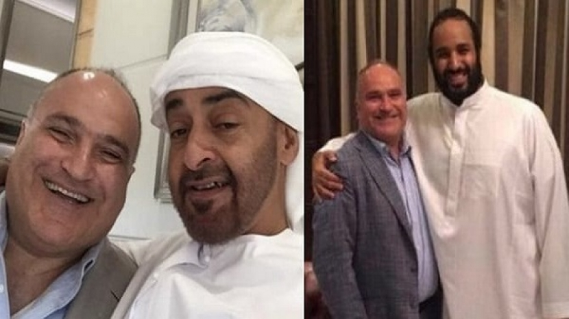 Prison for George Nader, advisor of Mohamed bin Zayed